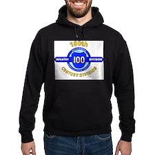 100th Infantry Division Century Divi Hoodie