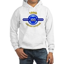 100th Infantry Division Century Jumper Hoody