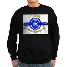 100th Infantry Division Century Jumper Sweater