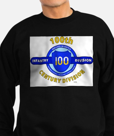 100th Infantry Division Century Sweatshirt (dark)