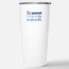 Be Yourself Travel Mug