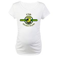 17th Airborne Division Golden Ta Shirt
