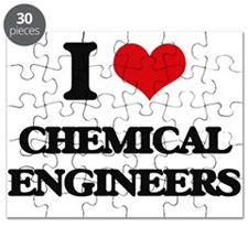 I love Chemical Engineers Puzzle