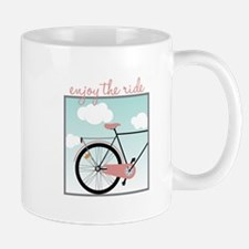 Enjoy The Ride Mugs