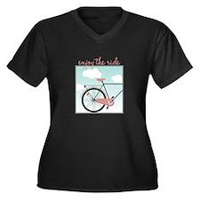 Enjoy The Ride Plus Size T-Shirt