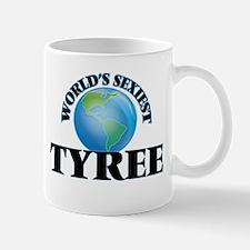 World's Sexiest Tyree Mugs