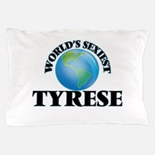 World's Sexiest Tyrese Pillow Case