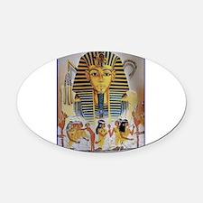 Best Seller Egyptian Oval Car Magnet