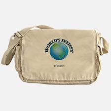 World's Sexiest Tyshawn Messenger Bag