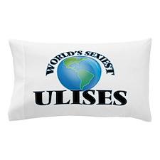 World's Sexiest Ulises Pillow Case