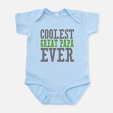 Cute Worlds greatest irish grandpa Infant Bodysuit