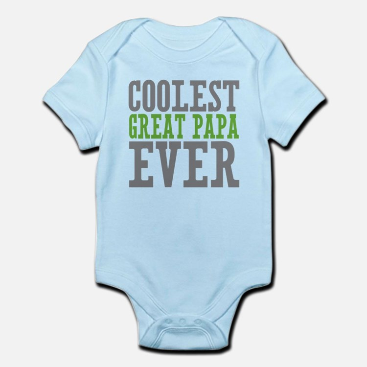 Cute World%27s best granddaddy Infant Bodysuit
