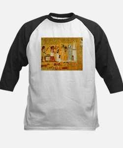 Egyptian Art Baseball Jersey