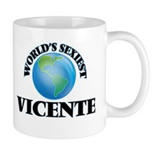 World's Sexiest Vicente Mugs
