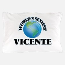 World's Sexiest Vicente Pillow Case