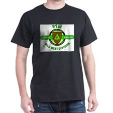 91ST INFANTRY DIVISION, WILD WEST DIVISION T-Shirt