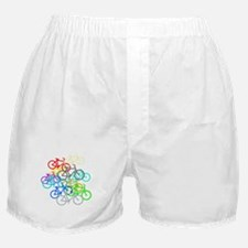 Bicycles Boxer Shorts