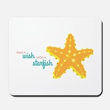 Make A Wish Mousepad