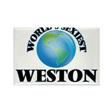 World's Sexiest Weston Magnets