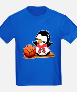Basketball Penguin T