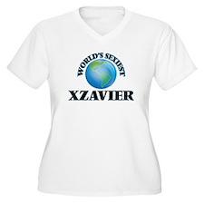 World's Sexiest Xzavier Plus Size T-Shirt