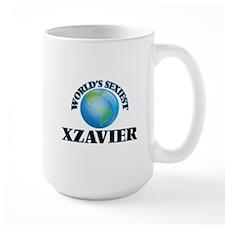 World's Sexiest Xzavier Mugs