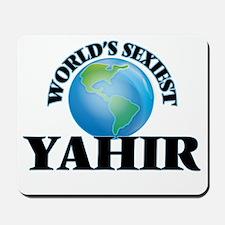 World's Sexiest Yahir Mousepad