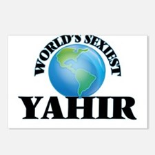 World's Sexiest Yahir Postcards (Package of 8)