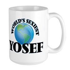 World's Sexiest Yosef Mugs