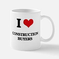 I love Construction Buyers Mugs