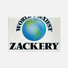 World's Sexiest Zackery Magnets