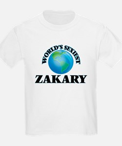 World's Sexiest Zakary T-Shirt