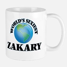 World's Sexiest Zakary Mugs