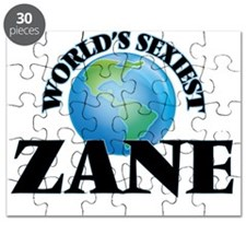World's Sexiest Zane Puzzle