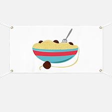 Spaghetti Bowl Banner