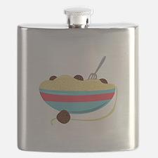 Spaghetti Bowl Flask