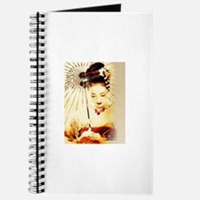 geisha girl Journal