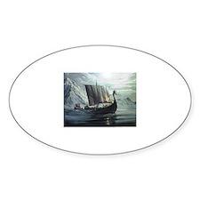 viking ship Decal