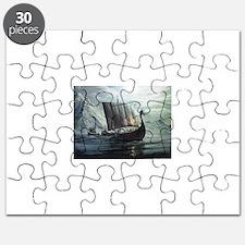 viking ship Puzzle