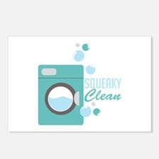 Squeaky Clean Postcards (Package of 8)