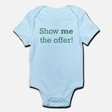Cool Offer Infant Bodysuit