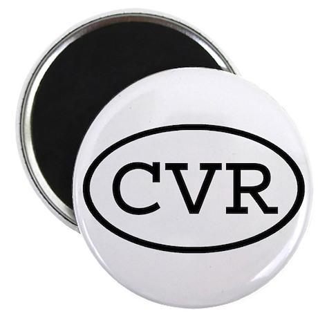 "CVR Oval 2.25"" Magnet (10 pack)"