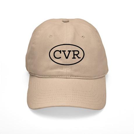 CVR Oval Cap