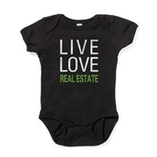 Cute Foreclosures Baby Bodysuit