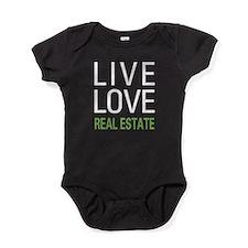 Cute Mortgage Baby Bodysuit