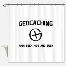 Geocaching hight tech hide and seek T-shirts Showe