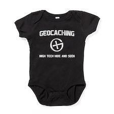 Geocaching hight tech hide and seek T-shirts Baby