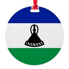 Flag of Lesotho Ornament
