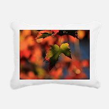 Kansas Fall Color's Rectangular Canvas Pillow