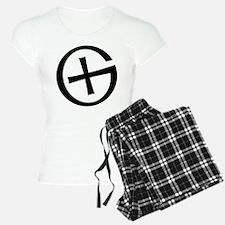 Geocaching symbol Pajamas